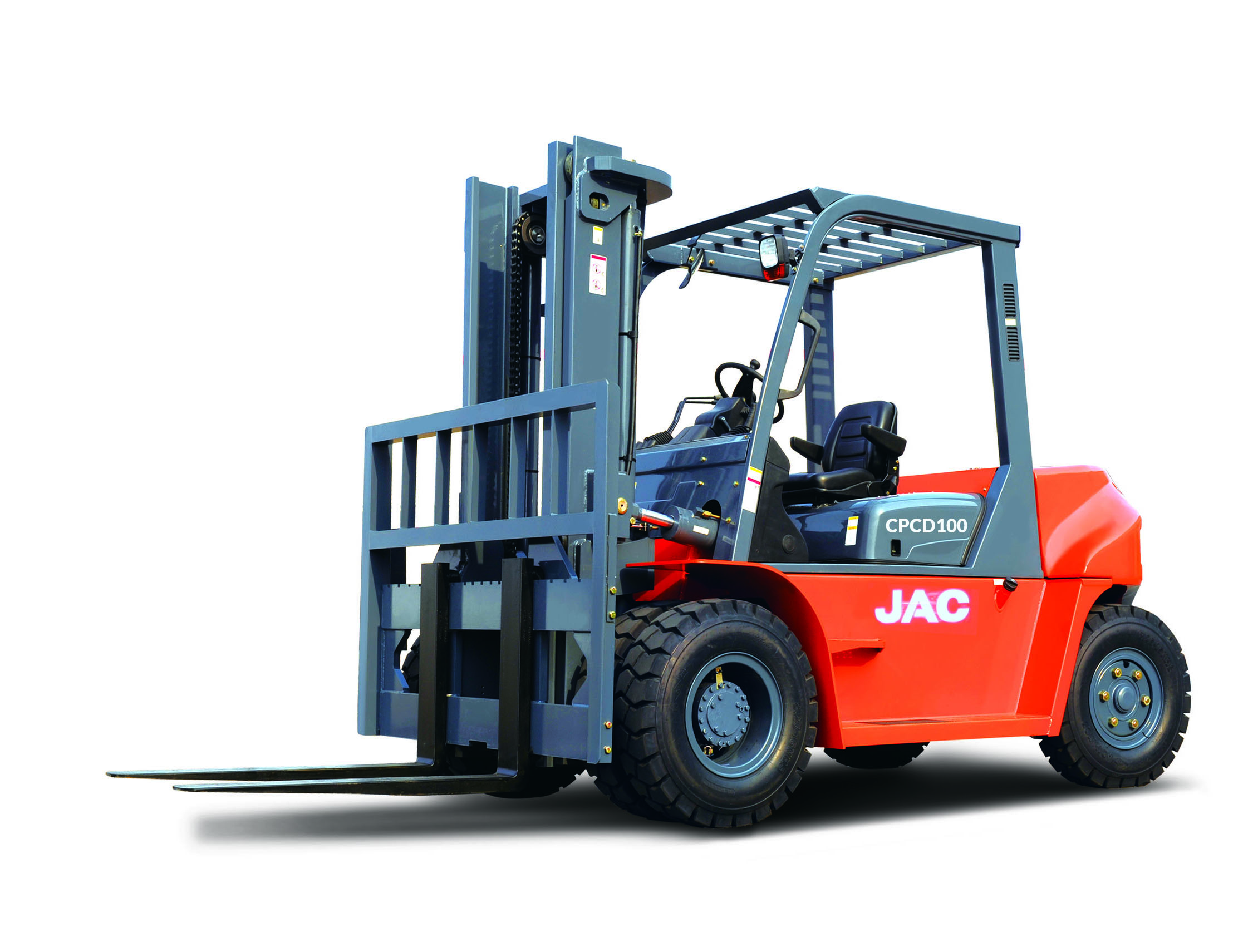 10 Ton Fork Lift : Cpcd ton jac forklifts