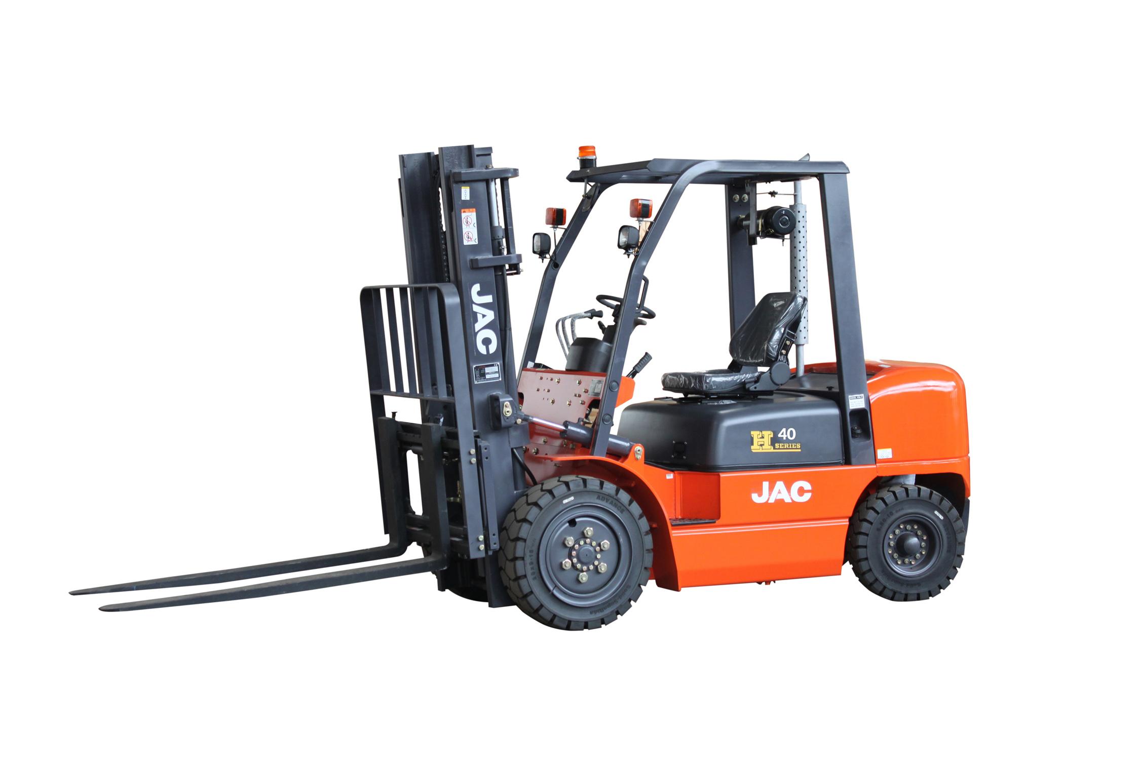 cpcd40 4 ton jac forklifts
