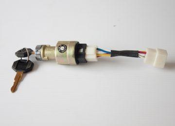 GBT1096-1979---Ignition-Key-Switch